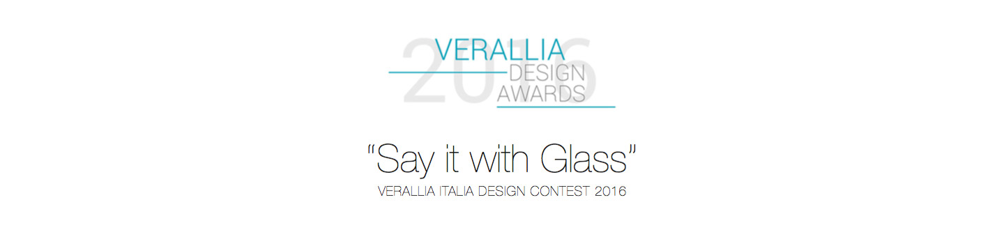 Verallia Design Awards 2016