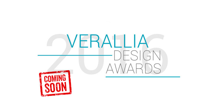 Verallia Design Awards 2016 -Coming soon